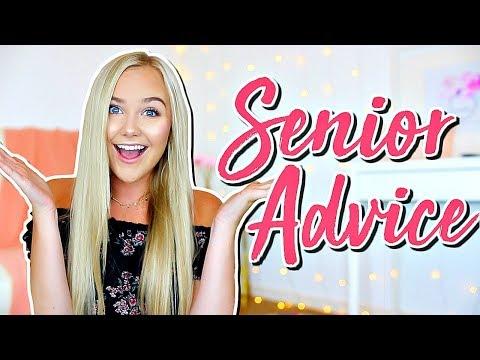 Senior Year Advice | Advice For Seniors In High School