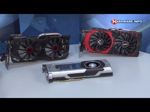Nvidia GeForce GTX 970 en 980 SLI video review- Hardware.Info TV (Dutch)