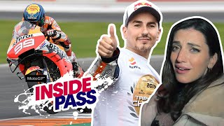 MotoGP 2019 Valencia: Jorge Lorenzo Hangs Up His Leathers | Inside Pass #19