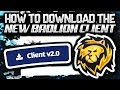 How To Download The NEW Badlion Client!