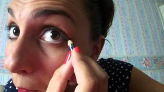 Quickie Eyeliner Application Thumbnail
