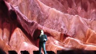U2 performing With or Without You - June 23 - 2017 - Rogers Centre ...