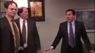 Офис [The Office] - инструкции по технике безопасности от Дуайта