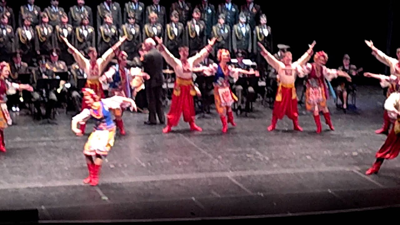Hopak dance history