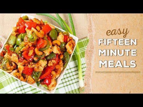 EASY 15 Minute Meals | Dinner Made Easy