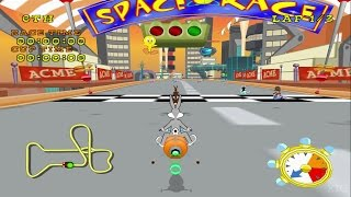 Looney Tunes: Space Race PS2 Gameplay HD (PCSX2)