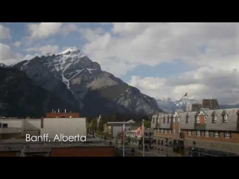 Banff, Canada Travel Video