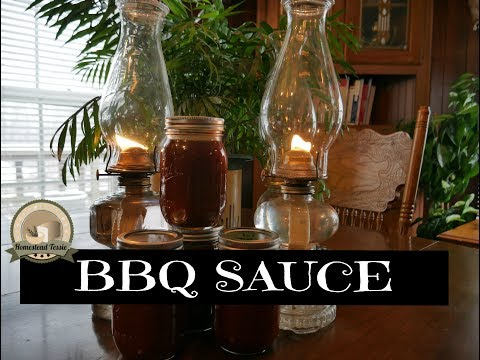 How To Make:  CANNING SWEET BABY RAY'S BBQ SAUCE (copycat Recipe)