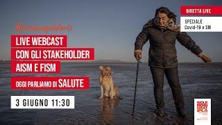 Live webcast: sclerosi multipla & salute