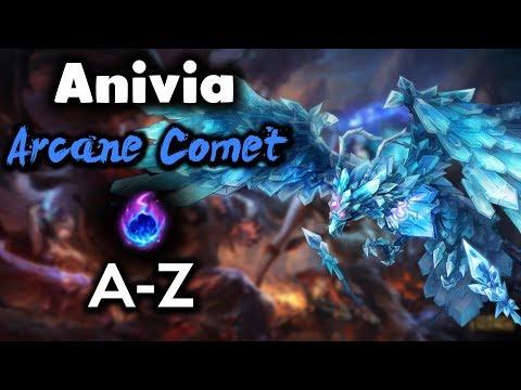 Anivia - Arcane Comet - Runes Reforged A-Z
