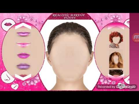 Funny Make up Games for Girls!
