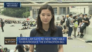 Download Video Hong Kong protesters carry on with demonstrations | Street Signs Asia MP3 3GP MP4