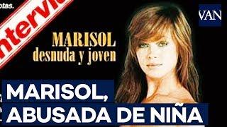 Marisol recibió abusos físicos y sexuales de niña