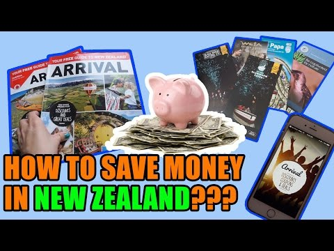 How to save money in New Zealand?? Coupons, Apps & Pamphlets!!