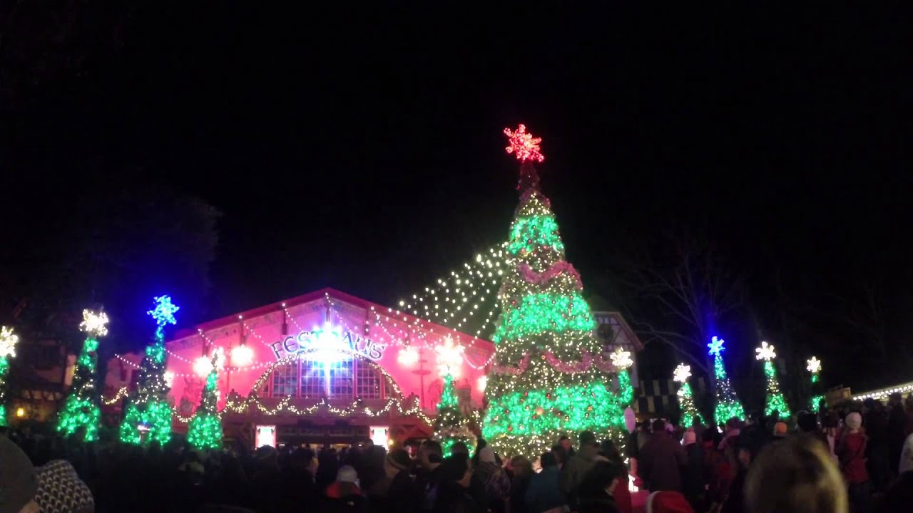 Christmas Lights Williamsburg Va