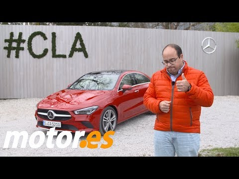 Mercedes CLA Coupé 2019 | Prueba / Testdrive / Review en Español