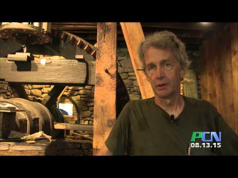 PCN Millwright Gristmill Plimoth Plantation