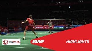 DAIHATSU YONEX JAPAN OPEN 2018   Badminton MS - SF - Highlights   BWF 2018