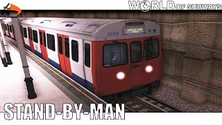 Drawyah plays World of Subways 3 - Stand-by-man|Episode 2