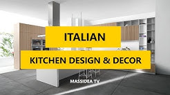 35+ Best Italian Kitchen Design & Decor Ideas 2017