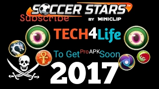 Soccer Stars Hack 2017|Mod APK For ANDROID USERs ONLy
