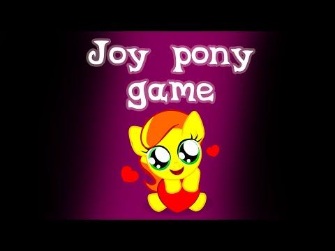 Joy Pony game - trailer