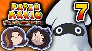 Paper Mario TTYD: Bluh Bloop - PART 7 - Game Grumps
