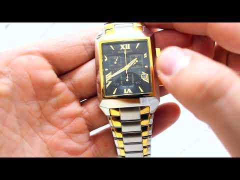 Часы Romanson TM 4123H MC(BK) - видео обзор от PresidentWatches.Ru