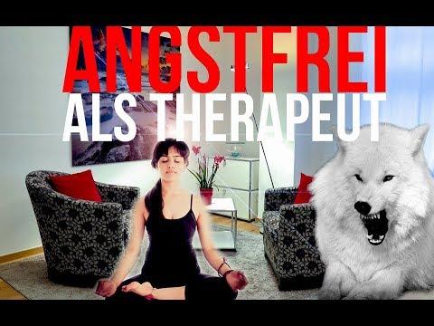 Angstfrei als Therapeut arbeiten & souverän therapieren
