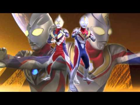 Ultraman Dyna Ending Full with Dyna -HD-