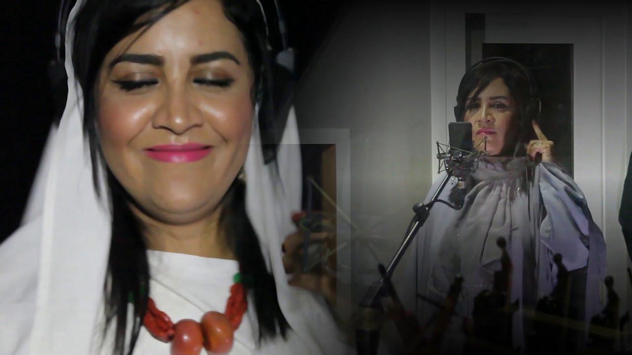 """اغنية دينية رائعة للفنانة كلثومة تمازيغت """" فرحايت أيموسلمن """" Kaltouma tamazigh"""