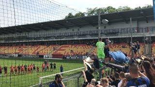 SV Elversberg -  TuS Koblenz 0:4 12.05.2018 - 38.Spieltag 17/18