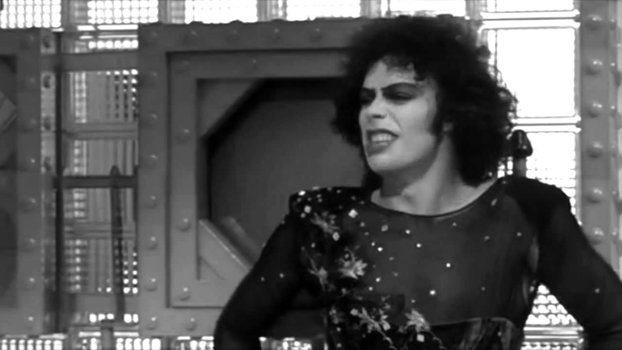 """Rocky Horror Picture Show """"Planet Schmanet Janet"""" - YouTube"""