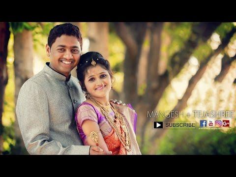 Marathi wedding highlight   Mangesh + Tejashree   tu tithe mi tithe   Sharad Pokharkar Photography