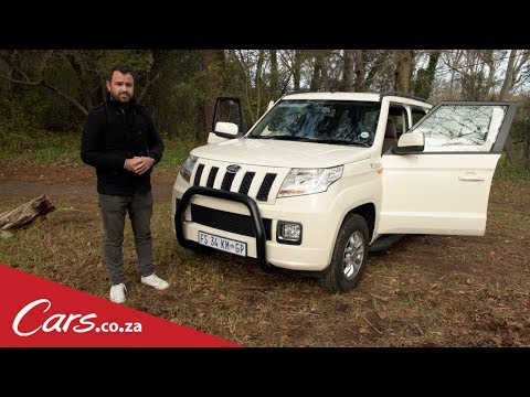 New Mahindra TUV300 Review - A Cut-Price Family Car?