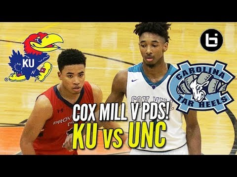 Devon Dotson vs UNC Commit in Front of a SOLD OUT Crowd! Game Highlights!