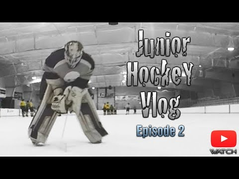 Junior Hockey Vlog Ep 2: 'Not A Coach That Likes To Bagskate A Team But...... | Mic'd GoPro Hockey