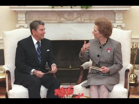 William F. Buckley & Margaret Thatcher: The Fight Against Socialism and Communism (1997)