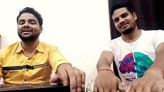 Ve Mahi   Kesari   Cover By Aditya Singh Thakur (Thakur Brothers) Tabla Harmonium Cover
