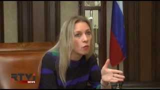 Представитель МИД РФ - о Макаревиче, журналистах, правоте Москвы и неправоте Запада