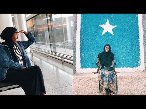 I WENT TO MOGADISHU!- SOMALIA VLOG PART 1
