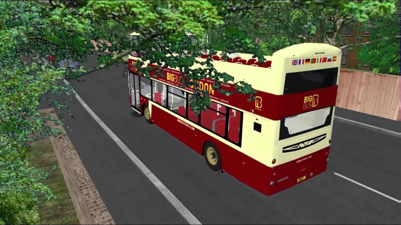 OMSI 2 - London - Big Bus London Showcase