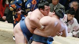 Япония: в чемпионате по сумо впервые за 10 лет победил японец (новости)