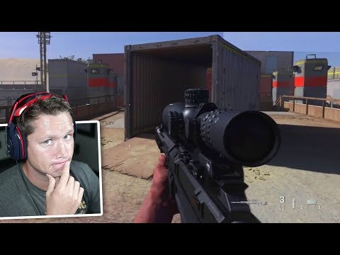 My Reaction: Call of Duty Modern Warfare Multiplayer Gameplay