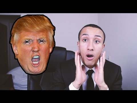 THE DUTCH JUST ROASTED TRUMP (whaaaaat?)   Reaction