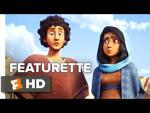 The Star Featurette - Mary and Joseph (2017) | Movieclips Coming Soon