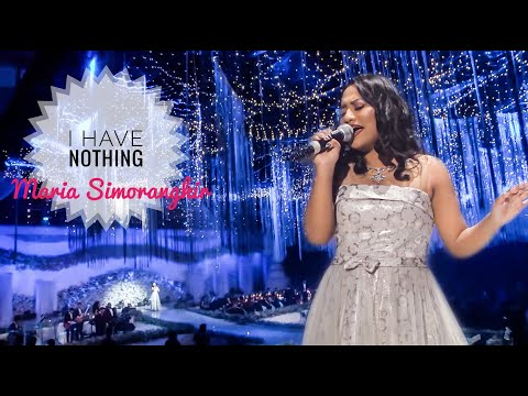 I Have Nothing (cover) by Maria Simorangkir with Stradivari Orchestra