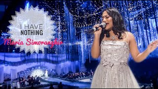 I Have Nothing by Maria Simorangkir with Stradivari Orchestra | cover version