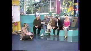 TV  М. Волохов, Л. Новоженов, М. Янушкевич у В. Тихомирова
