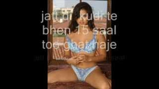 Repeat youtube video lak 28 jatt di kudi da  te ton haje  kudi te bhen 15 saal ton ghat haje.wmv